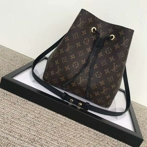 Louis Vuitton Neonoe Bag New Check Description